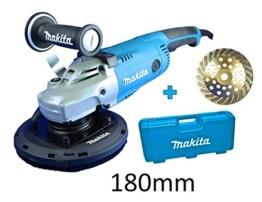 Makita Betonschleifer 180mm / Estrichfräse / Winkelschleifer - 1