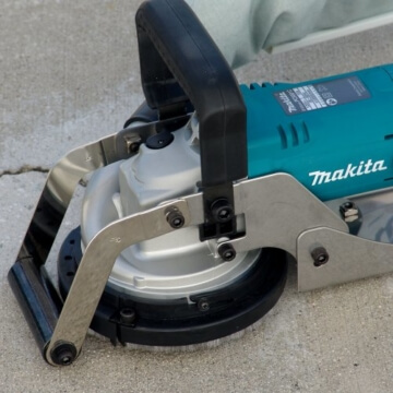 Makita PC5001C Betonschleifer 125 mm  Ø - 5