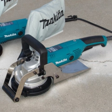 Makita PC5001C Betonschleifer 125 mm  Ø - 6