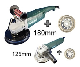 METABO – BTK BETONSCHLEIFER - 1